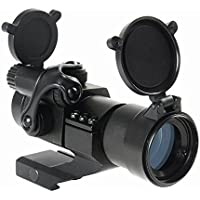 SEIGNEER Vista t/áctica de 4x32 Acog Bisel 20mm Dovetail Reflex Optical Scope