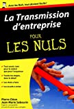 Transmission d'entreprise Poche Pour les Nuls...