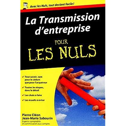 Transmission d'entreprise Poche Pour les Nuls