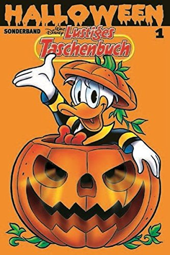 Lustiges Taschenbuch Halloween 01: Sonderband (Cartoons Disney Donald Halloween Duck)