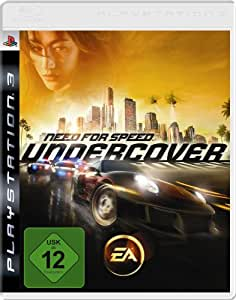 Need for Speed Undercover [Software Pyramide] - [PlayStation 3]