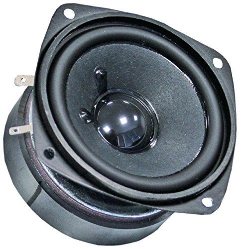 "Eurosell - High-End Einbau Breitbandlautsprecher 8 cm (3.3"") HiFi Full Range Breitband Lautsprecher"