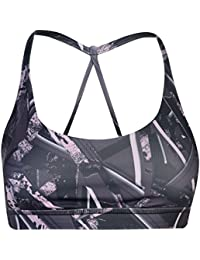 REEBOK WOR TRI BACK BRA - Top Donna Fitness - Women's Fitness Bra - CD5942 (M)