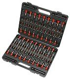 KS Tools 500.7150 ESD Feinmechanik-Schraubendreher-Satz, 37-teilig - 2