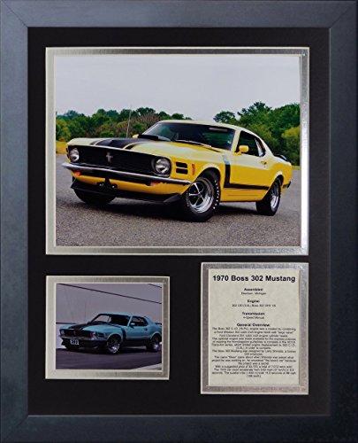 16 x 20 1970s Big 3 Framed Photo Collage Legends Never Die Dallas Cowboys