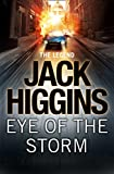 Front cover for the book Eye of the Storm by Jack Higgins