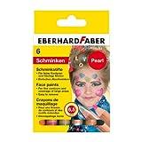 Eberhard Faber Pearl 579103 Schminkstifte, 6er Karton