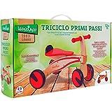 Legnoland 37914 - Triciclo In Legno 4 Ruote