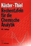 Image de Rechentafeln für die Chemische Analytik.