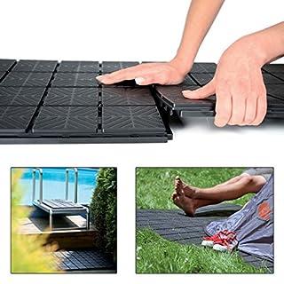 Prosperplast Bodenplatte, schwarz, 40 x 40 x 2 cm, IES40-S411 (B00LZQK2UG)   Amazon Products