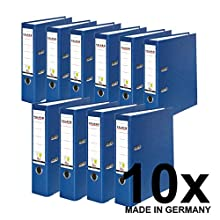 Original Falken DIN A4 10er Pack breit Blue