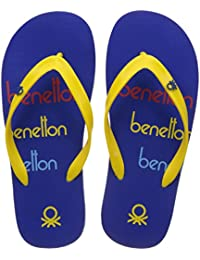 f976873f1 Amazon.in: Blue - Flip-Flops & Slippers / Men's Shoes: Shoes & Handbags