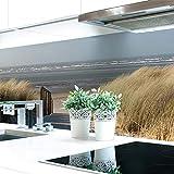 Küchenrückwand Ostsee Strand Premium Hart-PVC 0,4 mm selbstklebend 280x60cm