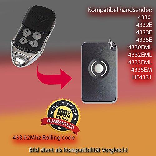 HE4331 Kompatibel handsender ersatz Liftmaster Security Gate