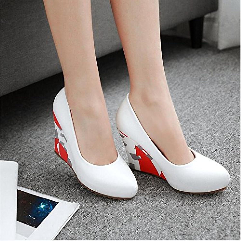08c3ef21cac1f9 hgtyu spring hill avec avec avec un simple tuyau chaussures à talons haut  10.5cm étanches faible simple femme chaussures big m b078pyywl4 parent | De  Gagner ...