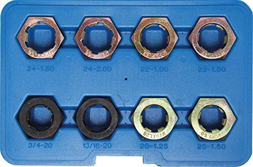 Preisvergleich Produktbild BGS Gewinde-Reparatursatz für Antriebswellen-Gelenkwellen,  8-teilig,  1141