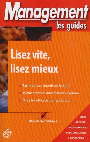 Lisez vite, lisez mieux par Marie-Josée Couchaere