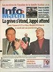 INFO MATIN [No 487] du 05/12/1995 - L...