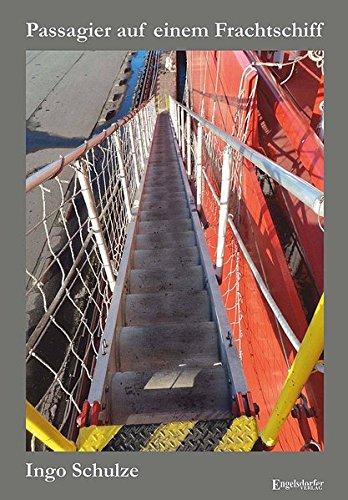 Passagier auf einem Frachtschiff. 49 Tage auf einem Containerschiff der Hamburg-Süd