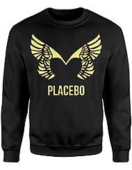Unisex-Sweatshirt Placebo Light Yellow - Set-In Sweatshirt LaMAGLIERIA