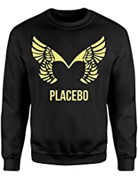 Unisex-Sweatshirt Placebo Light Yellow - Set-In Sweatshirt LaMAGLIERIA