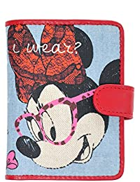PLIC n PLOC Caja de Tarjeta de Disney Mickey Mouse Monedero de la Cartera - imitación