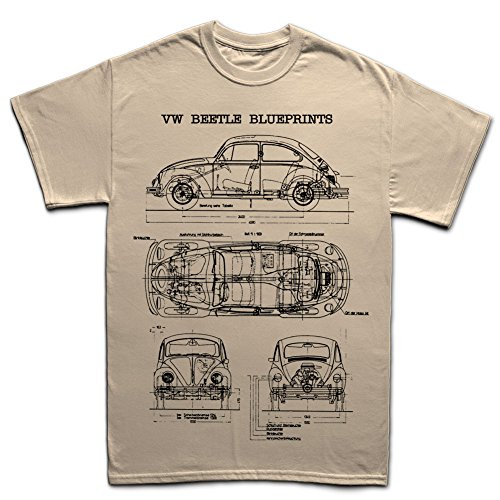 beetle-bug-camper-classic-blueprint-t-shirt