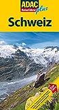 ADAC Reiseführer plus Schweiz: Mit extra Karte zum Herausnehmen