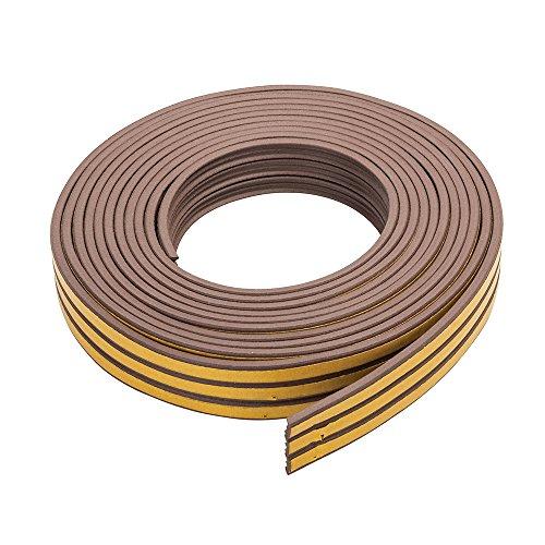 fixman-556185-selbstklebender-dichtungsstreifen-p-profil-3-5-mm-15-m-braun