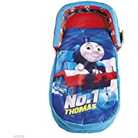 Thomas The Tank Engine My First ReadyBed - Inflatable Toddler Air Bed and Sleeping Bag in one - ukpricecomparsion.eu