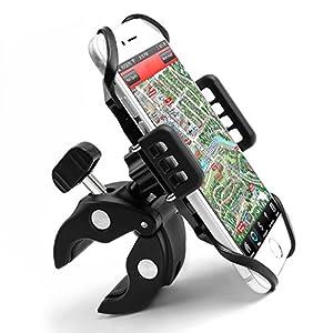 51ThhCl0hkL. SS300 MYCARBON Supporto Cellulare - Porta Cellulare per Moto Bici Scooter MTB, Ruotabile 360°, per Telefono Smartphone entro 6…