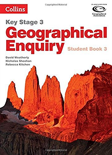 Collins Key Stage 3 Geography – Geographical Enquiry Student Book 3 por David Weatherly