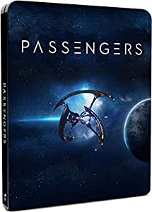 Passengers – SteelBook édition limitée [Blu-ray]