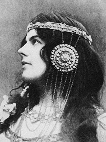 The Poster Corp Louise Dilworth Homer/N(1871-1947). N_E Beatty. American Opera Singer. Kunstdruck (45,72 x 60,96 cm)