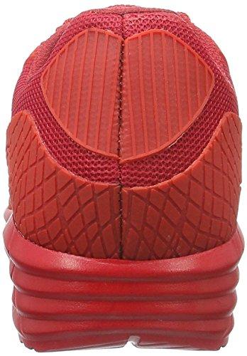 Tamboga Unisex-Erwachsene Ry888 Low-Top Rot (Red 02)