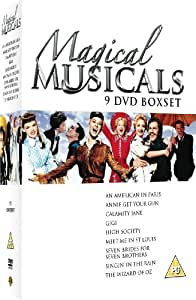 Magical Musicals Collection Annie Get Your Gun Seven