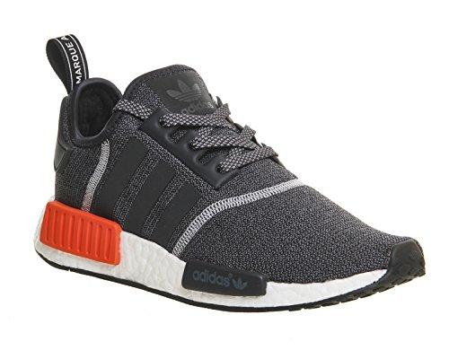 Herren Sneaker adidas Originals NMD_R1 Sneakers Grau