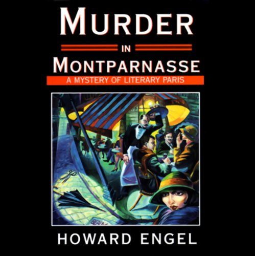 Murder in Montparnasse: A Mystery of Literary Paris  Audiolibri