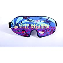 Madtrip Still Dreaming - Sleeping Eye Mask - Blue Version