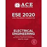 ESE-2020 UPSC Preliminary Examination Electrical Engineering Objective Volume 1 : Previous Years Objective Questions With Solutions, Subjectwise & Chapterwise