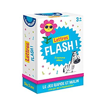 Les incollables - Jeu de lettres Flash !
