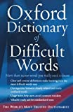 Best Oxford University Press Oxford University Press USA Dictionaries - The Oxford Dictionary of Difficult Words Review