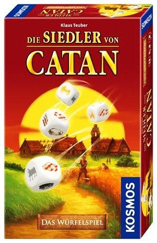 Die Siedler von Catan - Das Würfelspiel 2010 / KOSMOS 719098