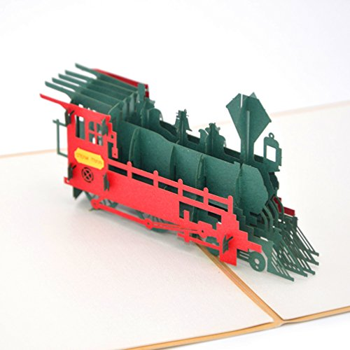 medigy-pop-up-3d-biglietto-dauguri-fatto-a-mano-scheda-in-biancoretro-treno