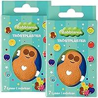Babblarna Kuscheltierpflaster Glow-in-the-dark 2-pack preisvergleich bei billige-tabletten.eu