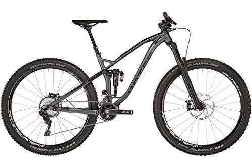 "VOTEC VX Comp - Allmountain Fully 29"" - black/grey Tamaño del cuadro S / 41cm 2018 MTB doble suspensión"
