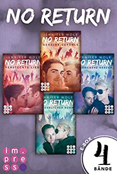 Descargar Libro Patria No Return: Alle vier Bände der Bandboys-Romance-Reihe in einer E-Box! Fariña PDF