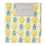 Darice gemustert Quilting Fat Quarters: Ananas