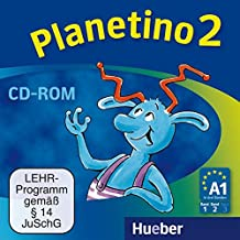 Planetino 2. Deutsch für Kinder [import allemand]