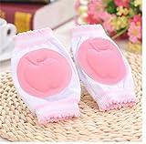#7: Set of 2 Knee Pads- Pink